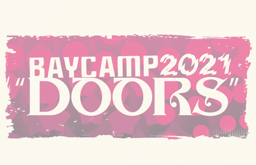 "BAYCAMP2021 ""DOORS"" 第2弾出演アーティスト解禁!"